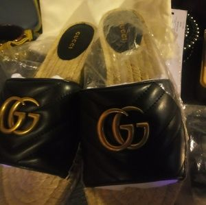 Gucci womens slippers